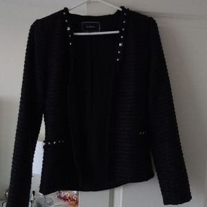 Blazer black stylish blazer size 2-4
